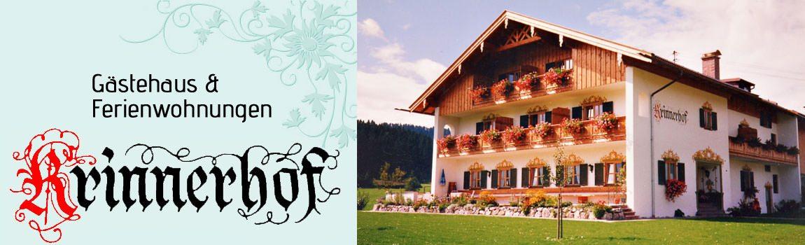 Ferienwohnungen Krinnerhof