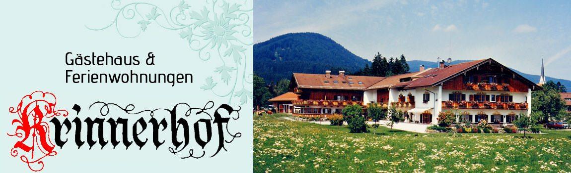 Ferienwohnungen & Gästehaus Krinnerhof